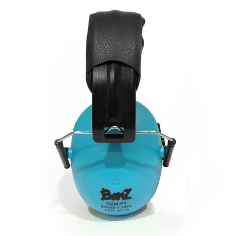 Banz Ear Defenders For Kids - Blue