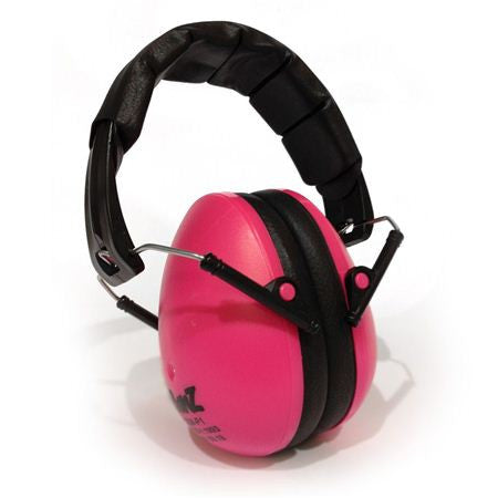 Banz Ear Defenders For Kids - Pink