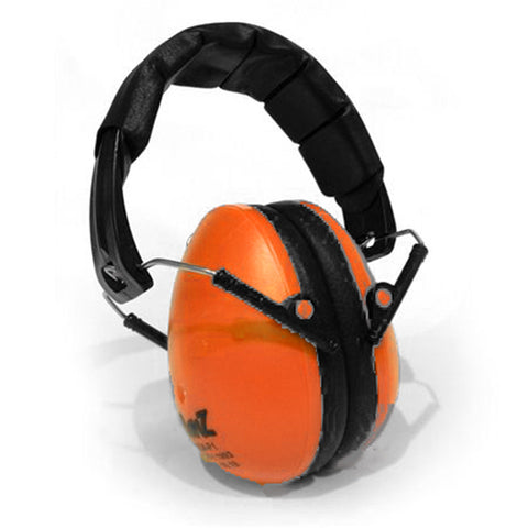 Banz Ear Defenders For Kids - Orange