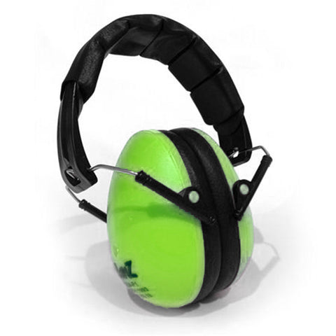Banz Ear Defenders For Kids - Lime