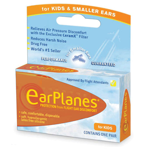 Cirrus Healthcare EarPlanes Kids - 1 Pair