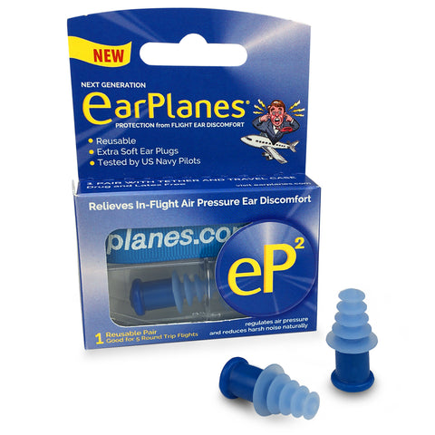 Cirrus Healthcare Earplanes EP2 Ear Plugs