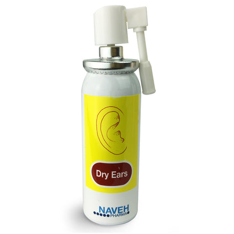 Dry Ears Ear Drying Spray - 30ml