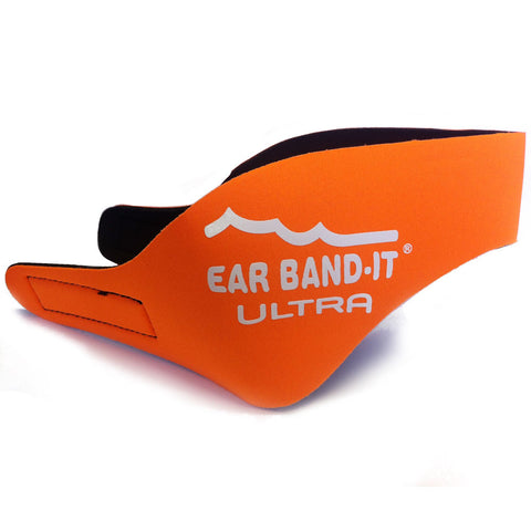 Ear Band-It ULTRA - Neon Orange
