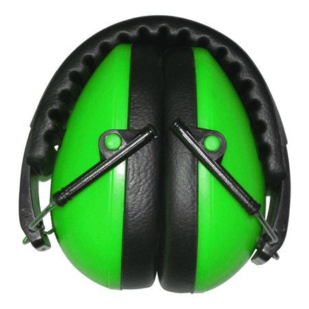 Edz Kids Ear Defenders - Green