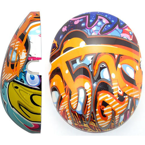 Edz Kids Ear Defenders Designer Capz - Grafitti