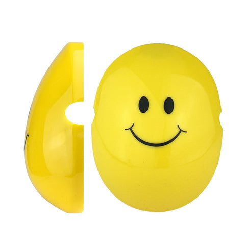 Edz Kids Ear Defenders Designer Capz - Smiley Face