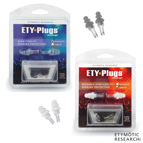 Etymotic Research ER20 Earplugs