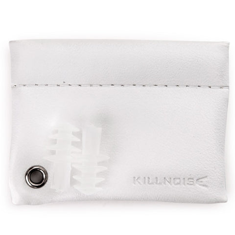 Killnoise Sound Earplugs - 1 Pair - White