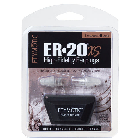 Etymotic Research ER20XS Earplugs - Large Size