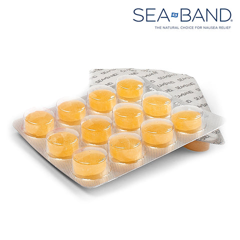 Sea Bands Mama Ginger Lozenges