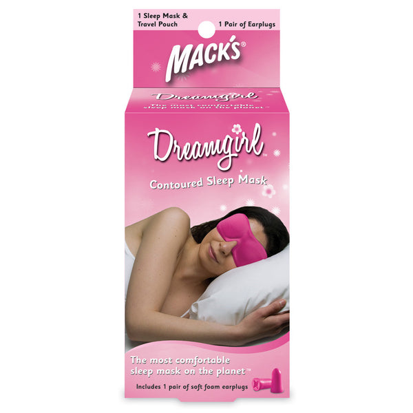 Mack's Dreamgirl Sleep Mask