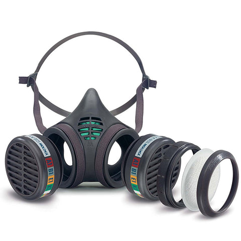 Moldex 8982-25 Series Reusable Half Face Mask