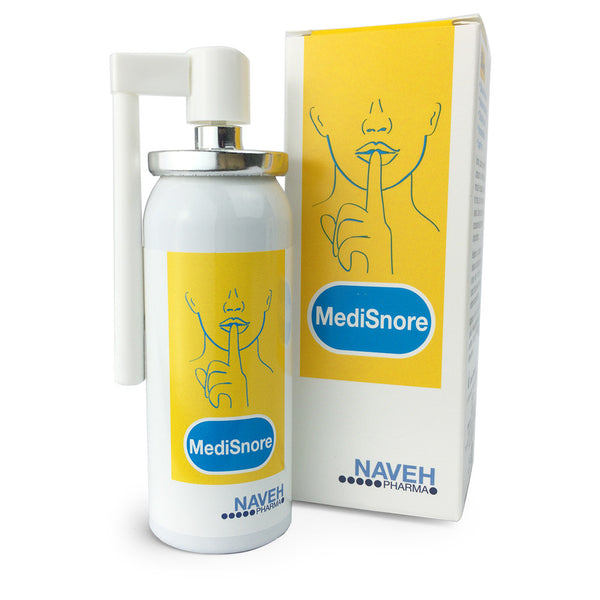 MediSnore Anti Snoring Throat Spray - 50ml