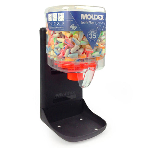 Moldex 7060 Wall Mount for Moldex Stations (Ear Plugs Not Included)