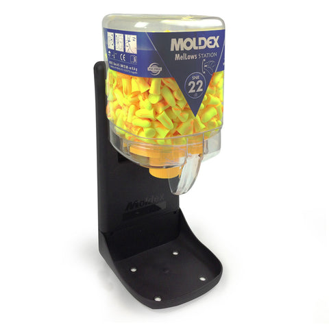 Moldex 7625 Mellows - 250 Pair Station (Wall Mount not Included)