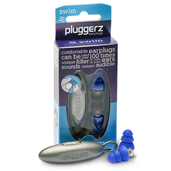 Pluggerz Swim Earplugs