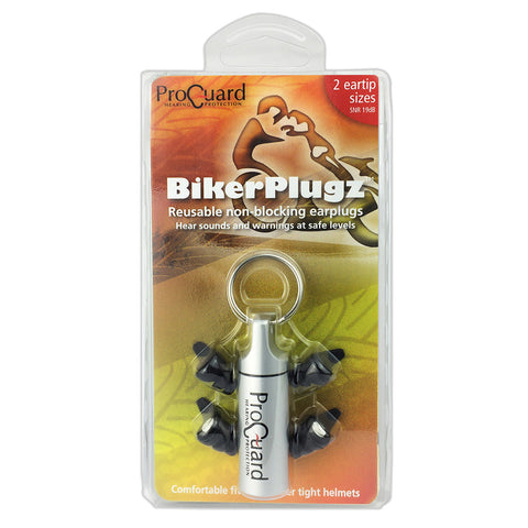 ProGuard BikerPlugz Motorcycle Ear Plugs