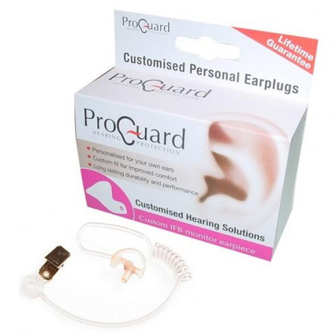ProGuard Custom IFB Earpiece