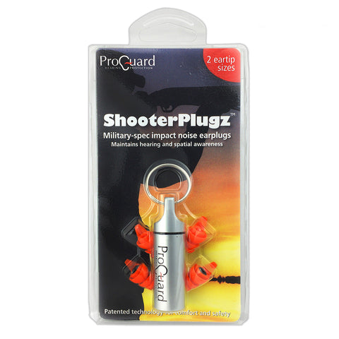 ProGuard ShooterPlugz Shooting Ear Plugs