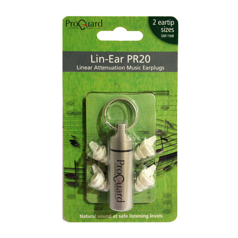 ProGuard Lin-Ear PR20 Earplugs