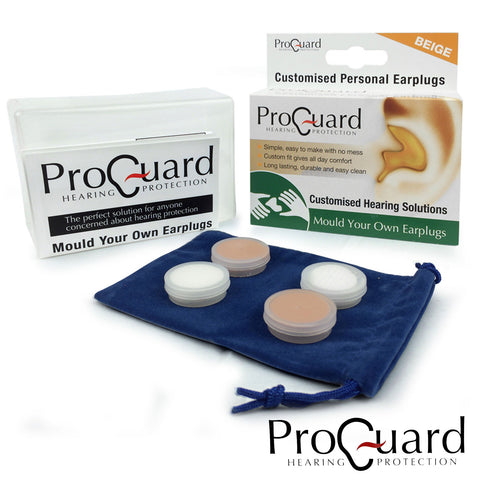 ProGuard Mould Your Own Earplugs
