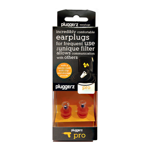 Pluggerz Pro All-Fit Earplugs