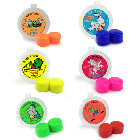 Putty Buddies - FloTek Silicone Floating Ear Plugs