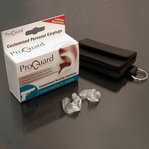 ProGuard Custom Shooter and Marksmans Earplugs