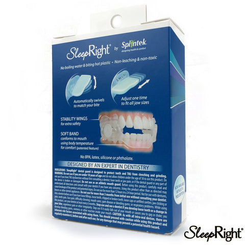SleepRight Secure Comfort Dental Guard