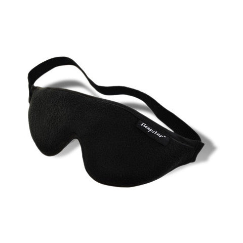 SleepStar Deluxe Eye Mask - Black