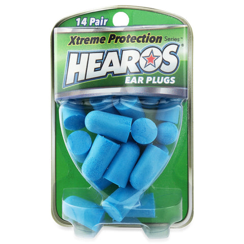 Hearos Xtreme Protection Series Earplugs - 14 Pairs