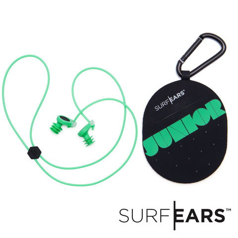 SurfEars 2.0 Junior Swimming & Surfing Ear Plugs