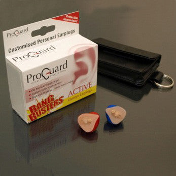 ProGuard Custom 'Bang Busters' Digital Earplugs