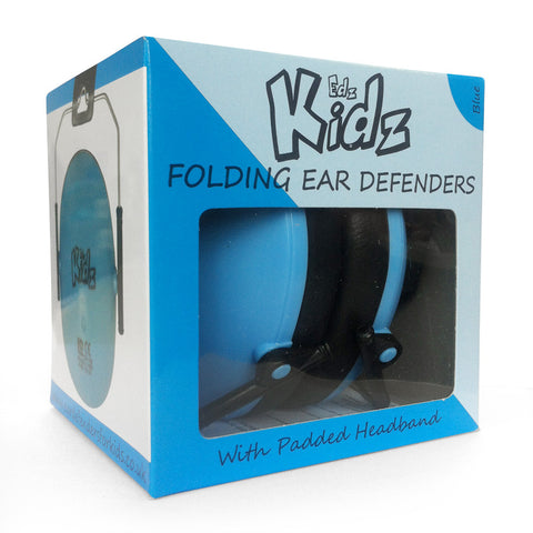 Edz Kids Ear Defenders - Blue