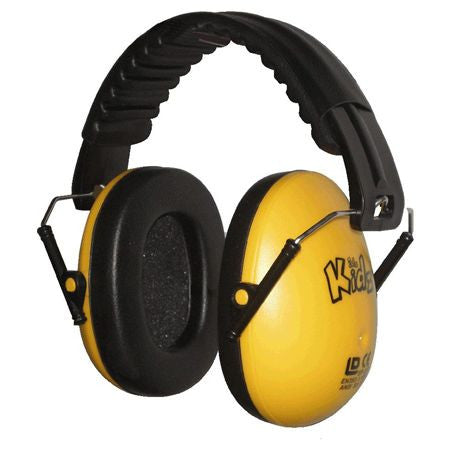 Edz Kids Ear Defenders - Yellow