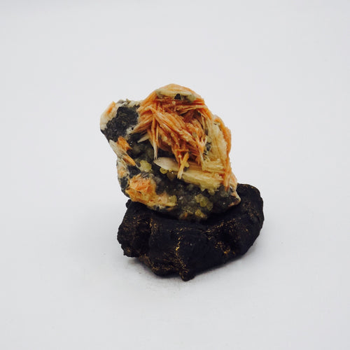 Baryte with Cerussite *