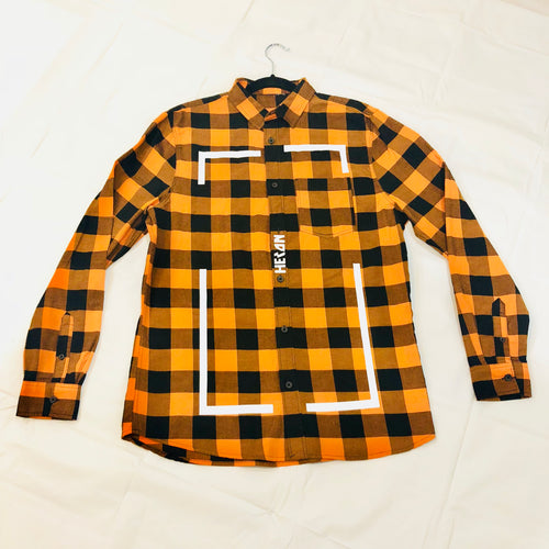 Abstract Flannel Flannel