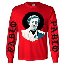 Pablo Long Sleeve Top (red)
