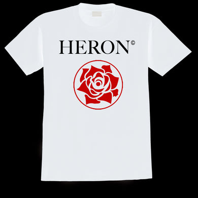 ROSE MEDALLION T-SHIRT