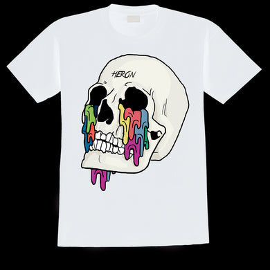 SKULL SPLASH TSHIRT