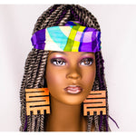 NKYINKYIM/ Adinkra symbol/ Afrocentric/Bohemian/Cultural Conscious/Afro-Punk/West Africa Wood Earrings brown