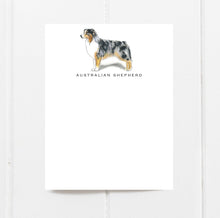 Australian Shepherd Note Cards