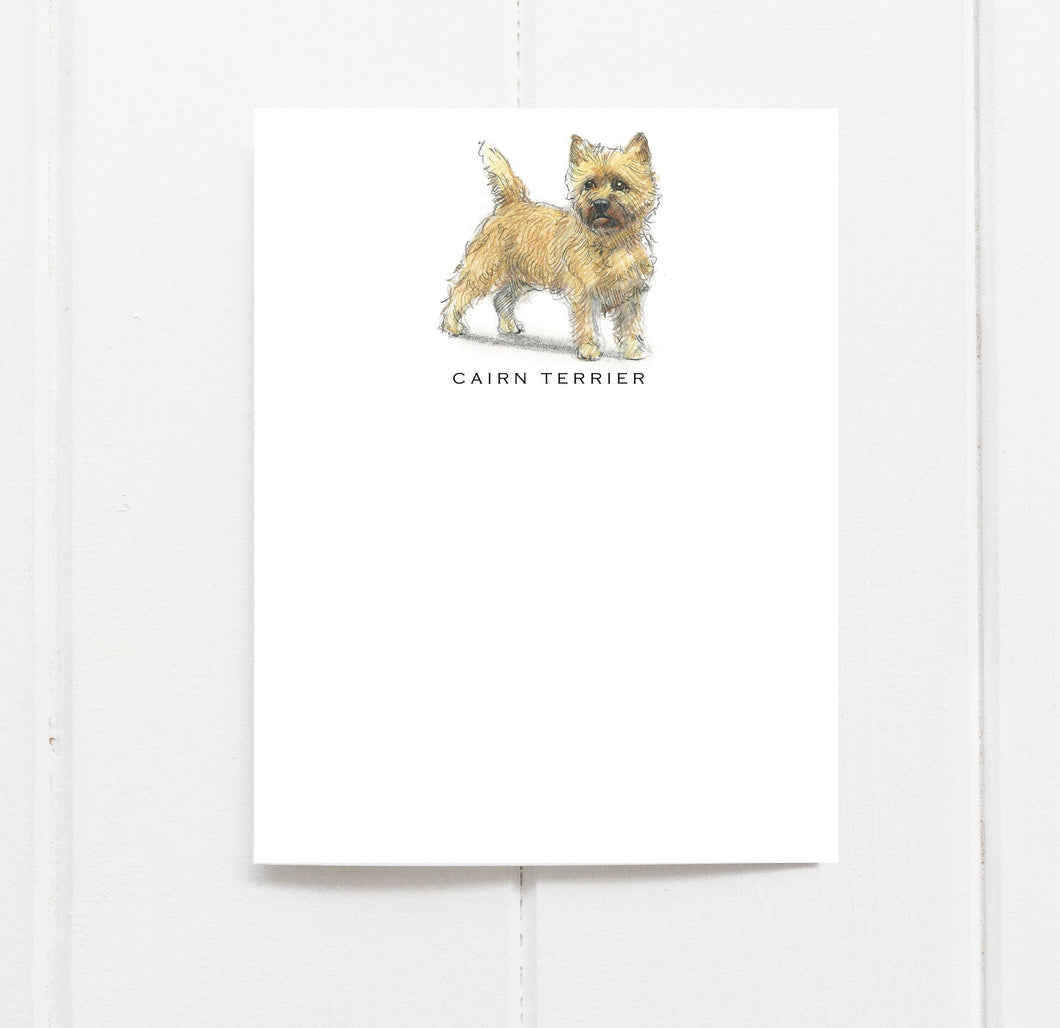 Cairn Terrier Note Cards