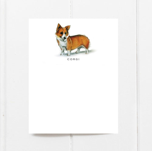 Corgi Note Cards