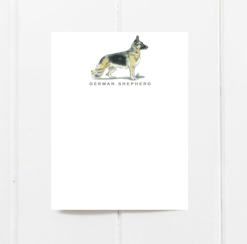 German Shepherd Dog Note Cards