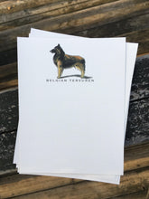 Belgian Tervuren Note Card