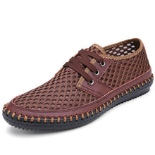 Men's Breathable Casual Shoe - Breathable Mesh
