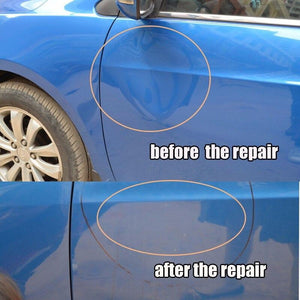 Paintless Dent Repair in Minutes
