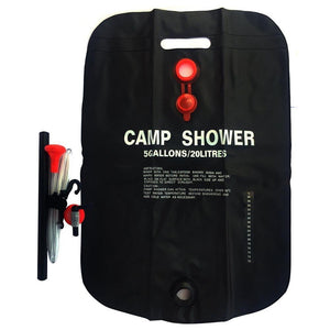 Portable Outdoor Camping Shower 5 GL/20 L